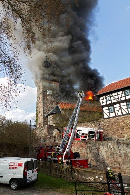 Kirche walldorf